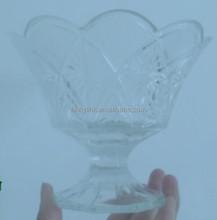 high-quality sundae glass/ ice cream glass cup/ glass ice pot(item no.GA40003)