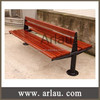 Arlau FW323 Patio furniture wood park bench outdoor wood bench