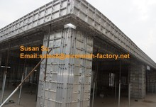 used convenient installed recycling aluminium construction formwork