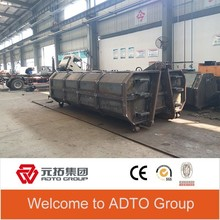 garbage can cleaning truck china garbage truck carriage