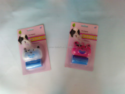 DOG CLEAN-UP BAGS