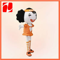 2014 Hot sale life size plush doll