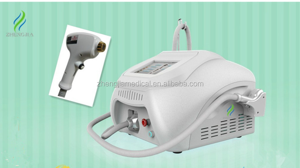 2015 latest 808nm diode laser hair removal beauty machine for sale