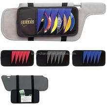 Wholesale novelty custom Auto Visor CD Case