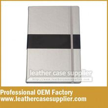 beautiful custom leather book cover for school