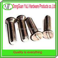 bolt manufacturer head markings plow bolt