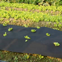 ground cover for agriculture weed control rolls nonwoven fabric