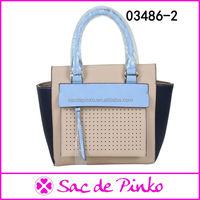 Excellent quality woman fashion brand leather ladies bags handbag