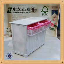CHINA supplier FSC SA8000 approved mini wooden shoes cabinet for bedroom