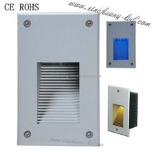 outdoor led stairs garden wall light