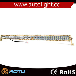 Dual Row Camouflage LED Light Bar for Truck ATV SUV Roof Top LED Light Bar