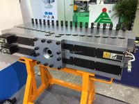 PVC profile mould Extrusion PVC WPC Plate Profile Die Extrusion Die Makers for PVC Window Profile