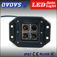 OVOVS High Power New Arrival 12W LED Offroad Lighting For All Cars
