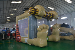 New Style Big Boy Inflatable Bounce Jumper Bouncer Bouncy Castle For Kids