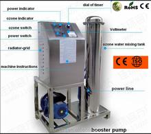 ozone 5g/h to 80g/h cold corona discharge ozone generator for water treatment animal breeding / ozone generator sanitization