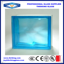 Latest type glass block, Clear, Green, Brown, Blue rectangular glass block price