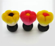 2013 caliente en forma de flor fundación pincel Ka Buji