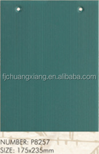 High quality ceramic flat roof tiles