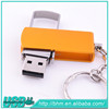 Metal Swivel USB Flash Drives/cheapest pen drive with key chain