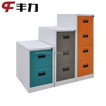 Factory sales vertical design 2/3/4 drawer cheap metal filing cabinet