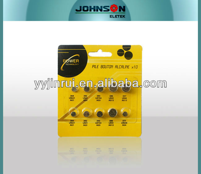 AG1-13 button cell 1.5v battery \\ china quality