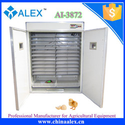 Good price China egg incubator for chicken automatic industry incubators AI-3872
