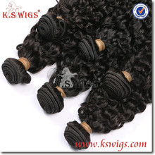 K.S WIGS unprocessed hair weave wholesale good quality cheap manufacture
