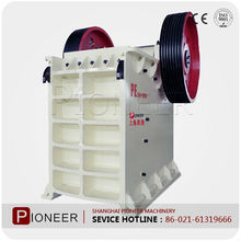 Steel Plate Stone Jaw Crusher for Crushing Stones
