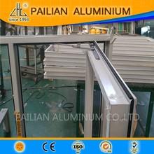 Novo design de personalizado de alumínio portas e janelas de projetos, janela de alumínio caixilhos preço