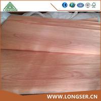 Types of wood veneer / 0.3mm PLB veneer for India