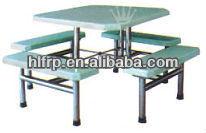 fibra de vidro morden móveis sala de jantar conjuntos