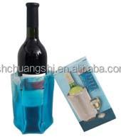 factory bottle cooler bag for wine fresh