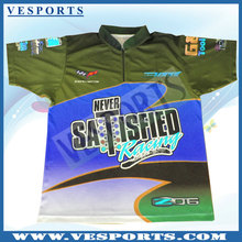 racing team shirt biker clothing