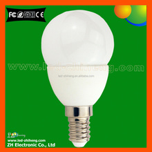china manufacturer ceramic 4w E14 220 volt led light bulb