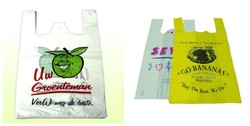 Best Quality Plastic Shopping Bag With Vest Handle