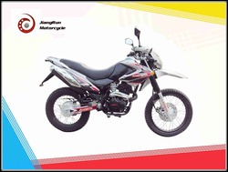 Two wheels and Single-cylinder 200cc Brazil V motorcoss / street dirt motorcycle on sale