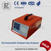 LT501 Portable Exhaust Car Automobile Co2 Gas Analyzer