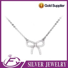 Peculiar nickle free cz stones pave setting 925 sterling silver jewelry party