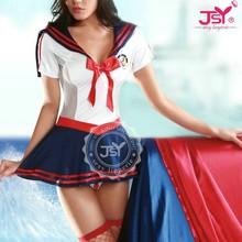 Colegiala japonesa uniforme escolar lencería erótica sexy traje de marinero Cosplay venta al por mayor