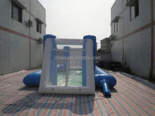 new inflatable football court , LZ-170 hot inflatable football field/soccer pitch