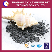 Steady chemical capacity nut shell activated carbon for catalyst carrier