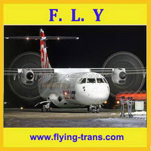 Dedicated trust worthy considerate service top level new coming air express delivery to romania