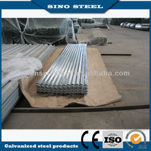 Africa popular hot dipped galvanized corrugated roofing sheet for construction