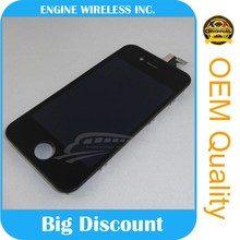 Top quality oem factory for apple iphone 4 lcd completely