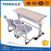 Tengya New Design School Furniture Combo School Desk and Chair