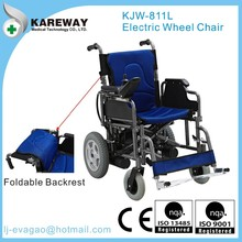 Lead acid battery electrical wheelchair for handicapped