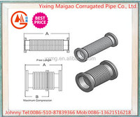Flexible joint - stainless steel bellow expansion joint/ flexible joint MG110824