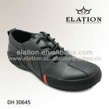 DH 30645 Good looking mens casual leather shoes without shoe suede spray
