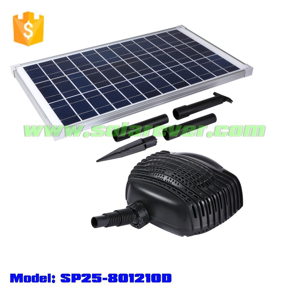 Solar Pond Filtration Pump From Gold Supplier Of Alibaba