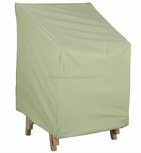 Waterproof Anti UV STACKING CHAIR COVER